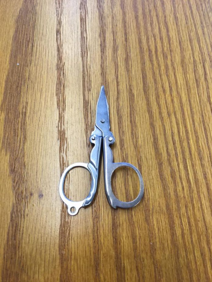 Travel (folding) Scissors